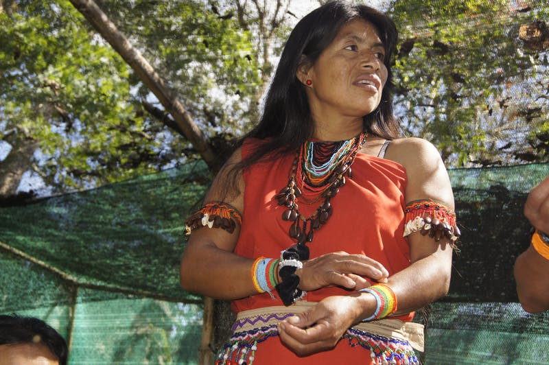 In Reviving Their Traditions Peruvian Women Find Their Voice