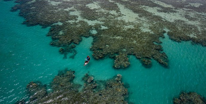 Abrolhos National Park, Bahia, Brazil