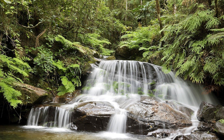 Waterfall in Matadia National Park, Madagascar