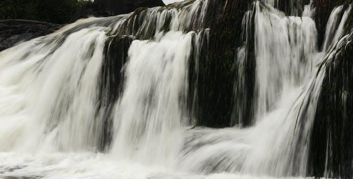 Corona Falls, Guyana.