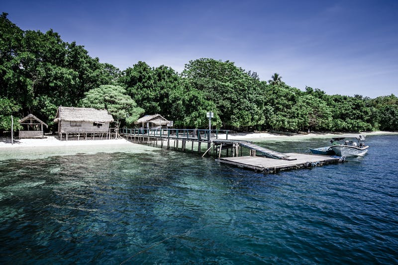 Conservation International's Dayan Field Station in Indonesia