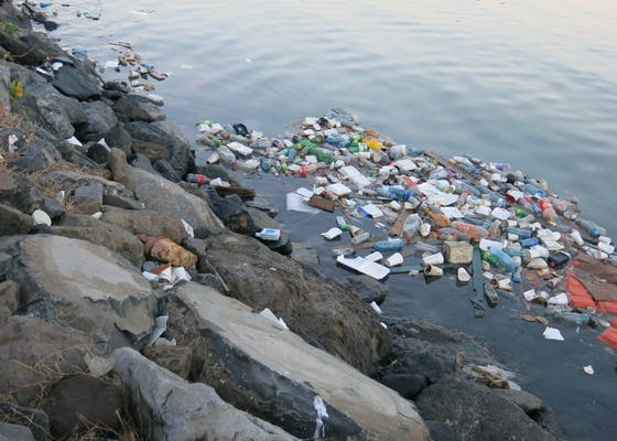 Plastic marine pollution, Panama