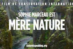 Sophie Marceau est Mère Nature