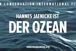 Hannes Jaenicke ist Der Ozean