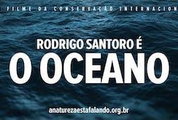 Rodrigo Santoro é O Oceano