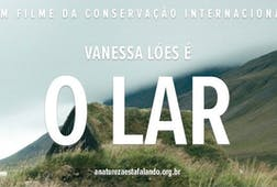 Vanessa Lóes é O Lar