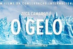 Zeca Carmago é O Gelo