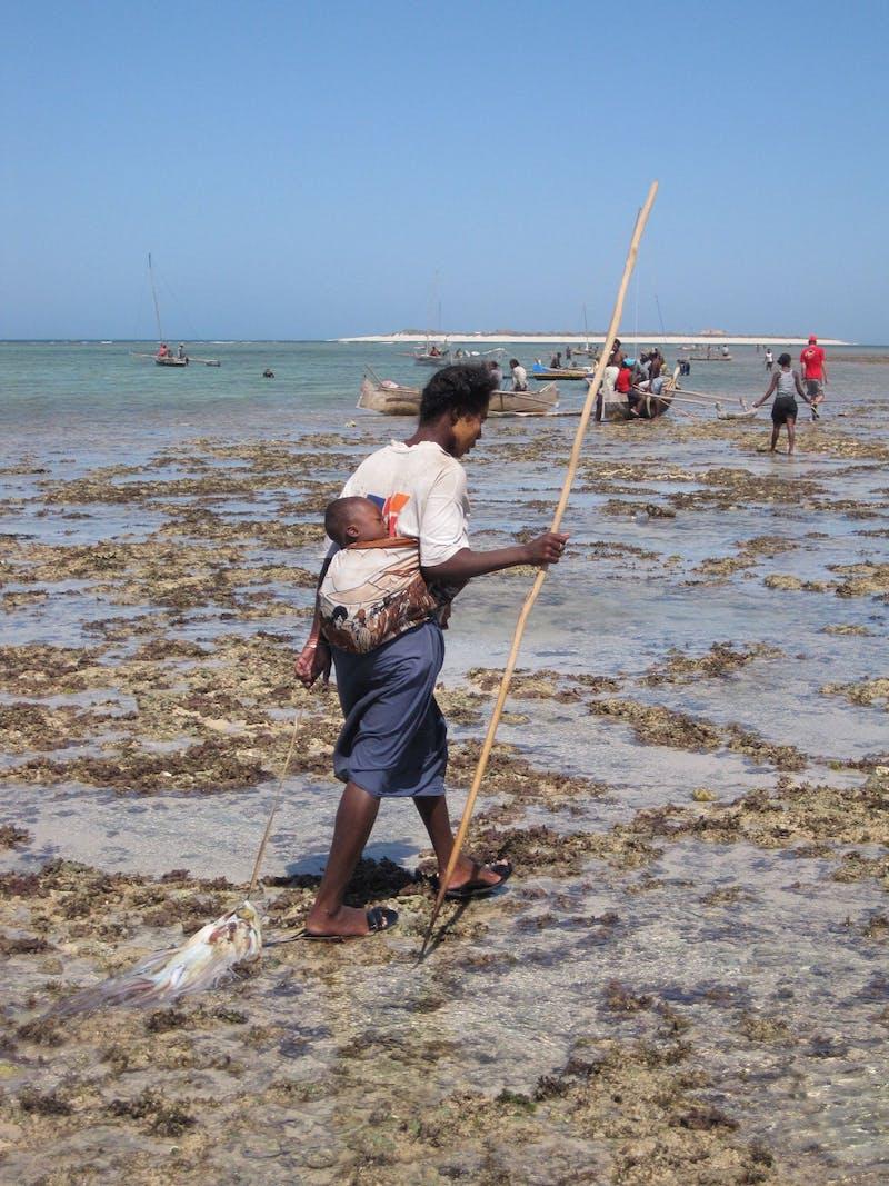 Fishing in southwest Madagascar