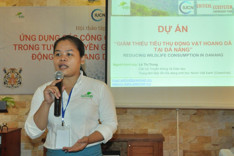 Le Thi Trang, GreenViet, Viet Nam (5)